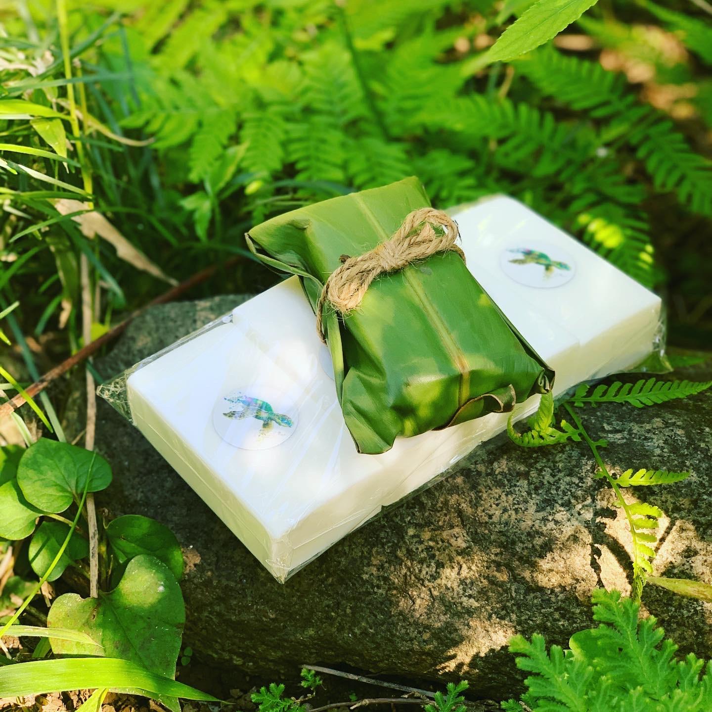 宮古から世界の海をきれいにする──《 Happy エコアイランド プロジェクト 》からの海亀リンリン石鹸。